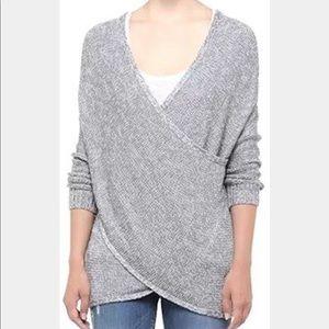 Stitch fix worn once RD style wrap sweater
